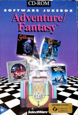 Software Jukebox: Adventure/Fantasy (The Summoning, Shadowlands, Bard's Tale III, The: Thief of Fate, Maniac Mansion)