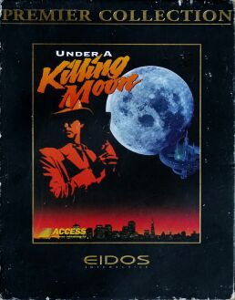 Under a Killing Moon (Eidos) (IBM PC) (Premier Collection Version)
