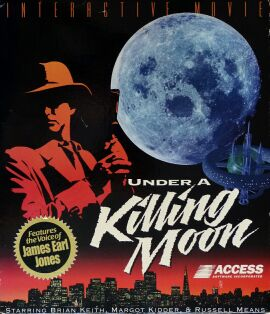 Under a Killing Moon (Access) (IBM PC)