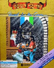 King's Quest I: Quest for the Crown (Slipcase) (IBM PC)