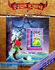 King's Quest II: Romancing the Throne (Slipcase) (IBM PC)