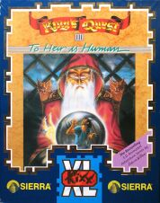 King's Quest III: To Heir is Human (Amiga)