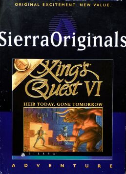 King's Quest VI: Heir Today, Gone Tomorrow (SierraOriginals) (IBM PC)