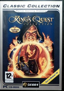 King's Quest Collection (King's Quest I-VII) (IBM PC)