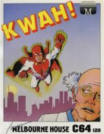 Kwah! (Melbourne House) (C64)