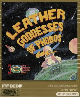 Leather Goddesses of Phobos (IBM PC)