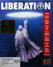 Liberation: Captive II (Amiga)