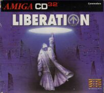 Liberation: Captive II (Amiga CD32)