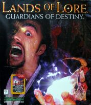 Lands of Lore II: Guardians of Destiny (Westwood Studios) (IBM PC) (Contains Hint Book)