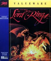 Lord of the Rings (Valueware) (Interplay) (IBM PC)