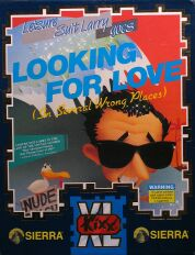 Leisure Suit Larry II: Looking for Love (In Several Wrong Places) (Amiga)