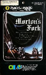Maces and Magic 3: Morton's Fork (TRS-80/Apple II)