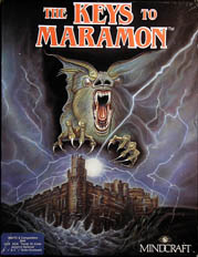 Keys to Maramon (IBM PC)