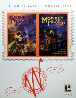 Secret of Monkey Island, The and Monkey Island 2: LeChuck's Revenge