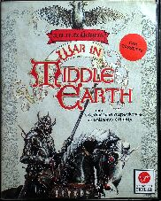 War in Middle Earth (Clamshell) (Melbourne House) (C64) (UK Version)