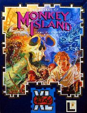Secret of Monkey Island, The (Amiga) (Contains Hint Book)