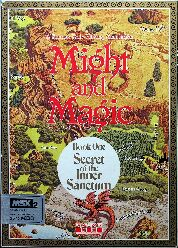 Might and Magic: Secret of the Inner Sanctum (Starcraft) (MSX)