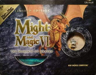 Might and Magic VI Limited Edition: The Mandate of Heaven
