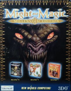 Might and Magic Millennium Edition