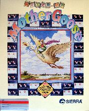 Mixed-Up Mother Goose (Apple II) (Disk Version)