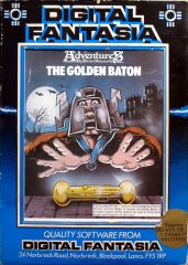 Mysterious Adventures 1: The Golden Baton (BBC Model B)