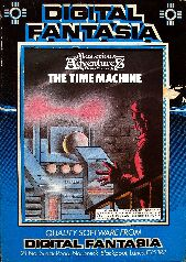 Mysterious Adventures 2: The Time Machine (BBC Model B)