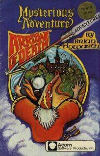 Mysterious Adventures 2: Arrow of Death Part 2 (TRS-80) (missing disk)