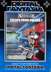 Mysterious Adventures 4: Escape from Pulsar 7 (BBC Model B)
