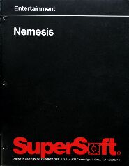 Nemesis (SuperSoft) (CP/M) (Contains Dungeon Master Expansion)