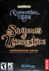 Neverwinter Nights: Shadows of Undrentide (Atari) (IBM PC)
