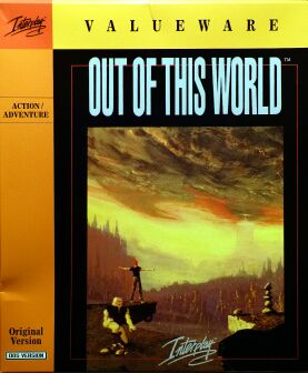 Out of This World (Valueware) (Interplay) (IBM PC)