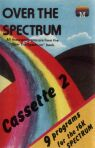 Over the Spectrum Cassette 2: Asteroids in Space, Spectrum Clock, Hi-Resolution Graphics, Line Renumbering, Block Line Delete, The Machine Code Monitor, Eliminator, Freeway Frog, Adventure (Melbourne House) (ZX Spectrum)