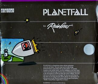 Planetfall (Digital Equipment Corporation) (DEC Rainbow)
