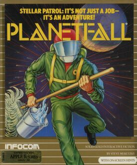 Planetfall (Apple II)