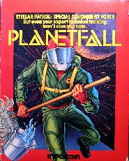 Planetfall (Folio only)