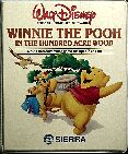 Winnie the Pooh in the Hundred Acre Wood (Apple II)
