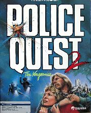 Police Quest 2: The Vengeance (Atari ST)