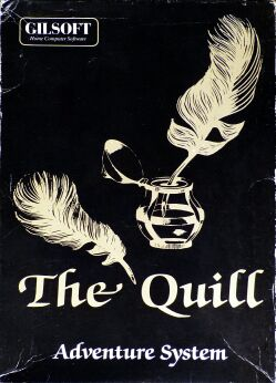 Quill, The (Gilsoft) (ZX Spectrum)