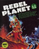 Fighting Fantasy: Rebel Planet
