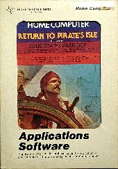 Return to Pirate's Isle (TI-99/4A)