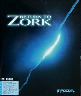 Return to Zork (Activision) (IBM PC)