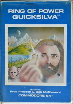 Ring of Power (Quicksilva) (C64) (Disk Version)