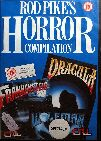 Rod Pike's Horror Collection (CRL) (ZX Spectrum)
