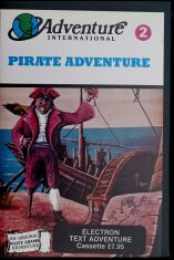 S.A.G.A. 2: Pirate Adventure