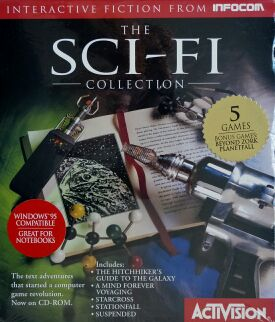 Sci-Fi Collection, The (Activision) (Macintosh/IBM PC)