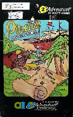 Adventure 2: Pirate Adventure (Early Cover Art) (Apple II) (missing tape)
