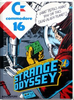 Adventure 6: Strange Odyssey (C16/Plus4)