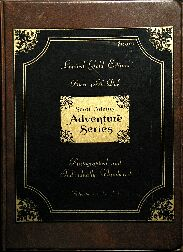 Scott Adams' Adventure Series Limited Gold Edition #78 (Atari 400/800) (Disk Version)