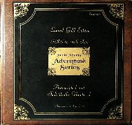 Scott Adams' Adventure Series Limited Gold Edition #201 (TRS-80) (Cassette Version) (missing Certificate of Registration, SI2 coded message)