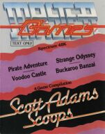 Scott Adams Scoops (ZX Spectrum)